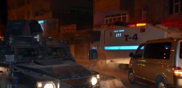 Doğubayazıt'ta polis merkezine saldırı