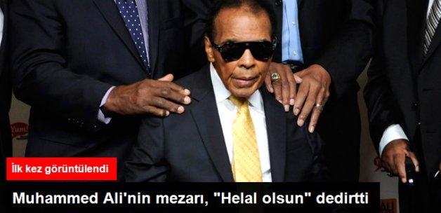 Efsane Boksör Muhammed Ali'nin Mütevazi Mezarı İlk Kez Görüntülendi