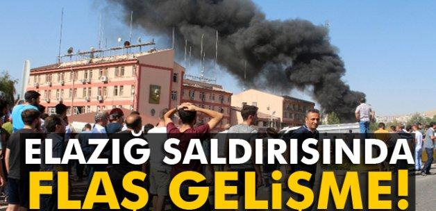 Elazığ saldırısının şüphelilerinden biri Diyarbakır'da yakalandı