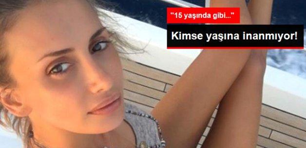 Emina Sandal'ın 'Günaydın' Pozu Büyük İlgi Gördü