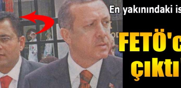 Erdoğan'ın yakın koruması emniyetçi de FETÖ'cü çıktı