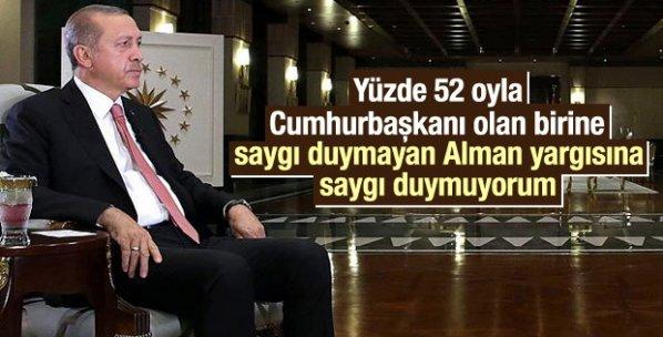 Erdoğan: Avrupa verdiği sözü yerine getirmedi