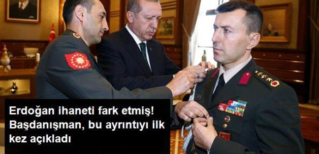 Erdoğan Güvenmediği İçin Yaverini