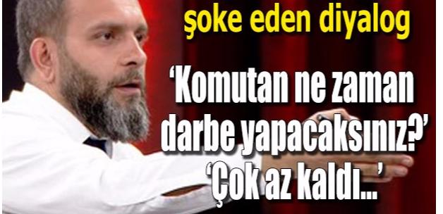 Erdoğan'ın uçağında 'Darbe şakalaşması'