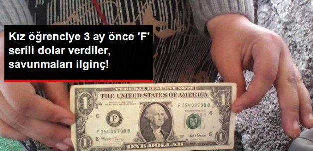 Erzurum'da Çarpıcı '1 Dolar' İddiası