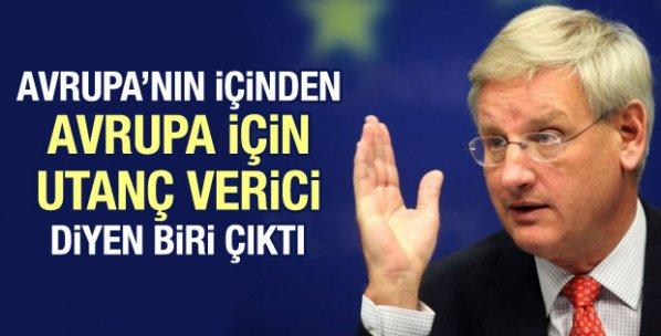 Eski İsveç Başbakanı Bildt: Avrupa uyuma Erdoğan'ı savun