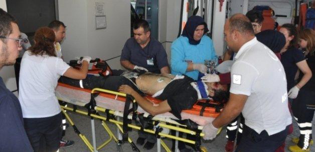 Fabrikada asansör kazası: 1 ölü, 1 yaralı