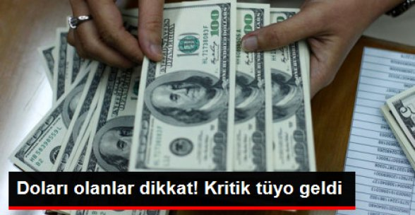 FED Faiz Artırmaya Hazırlanıyor, Dolar Yükselebilir