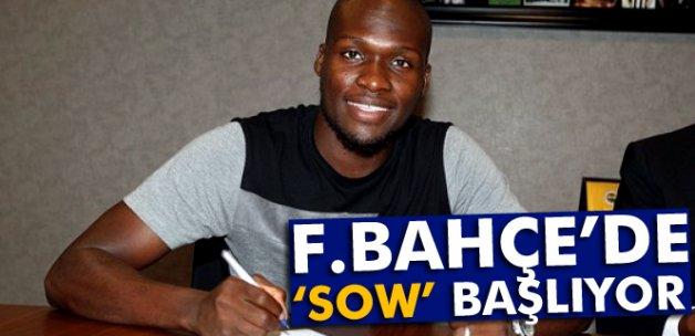 Fenerbahçe'de 'Sow' başlıyor! Yine yeniden...