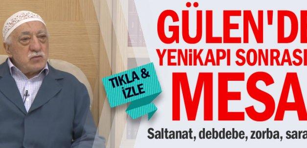 Fethullah Gülen'den Yenikapı sonrasında mesaj