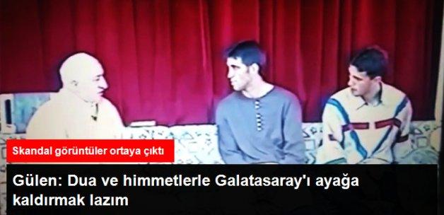 Fethullah Gülen: Dualarla Himmetlerle Galatasaray'ı Ayağa Kaldırmak Lazım