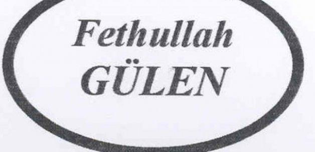 Fethullah Gülen' markası iptal edilebilir