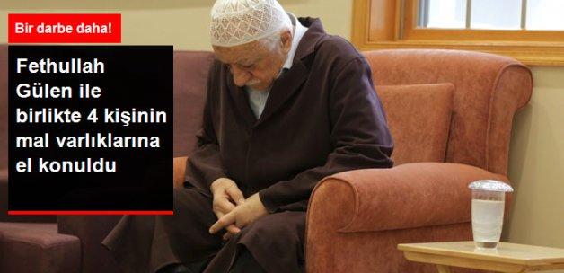 Fethullah Gülen, Ömer Ekinci, Kemal Elibal ve Cemal Soncu'nun Mal Varlıklarına El Konuldu