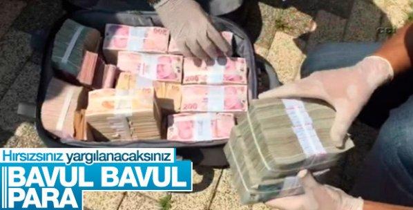 FETÖ'nün 6 milyon himmet parası bulundu