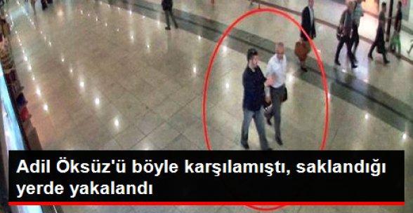 FETÖ'nün Firari İmamı Adil Öksüz'ü Karşılayan Ali Kaya, İzmir'de Yakalandı