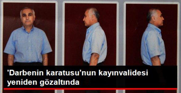 FETÖ'nün Hava Kuvvetleri İmamı Öksüz'ün Kayınvalidesi Yeniden Gözaltında