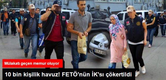 FETÖ'nün İnsan Kaynakları Çökertildi! İşe Soktuğu 29 Kişi Gözaltında