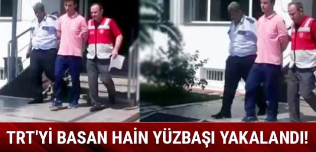 Firari darbeci yüzbaşı Metin Mustafa Ateşoğlu yakalandı