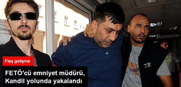 Firari Emniyet Müdürü Zaho'da Yakalandı