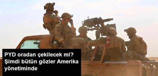 Fırat'ın Batısındaki PYD İçin Gözler ABD Yönetimine Çevrildi