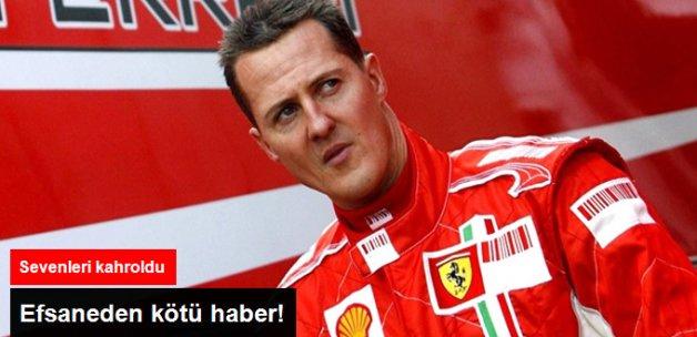 Formula Efsanesi Michael Schumacher'in Tedavi Süreci Yavaş İlerliyor