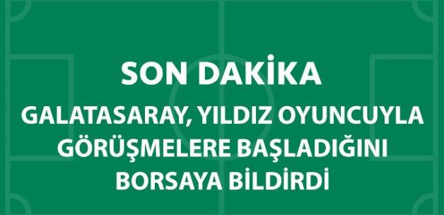 Galatasaray, Eren Derdiyok Transferini KAP'a Bildirdi.