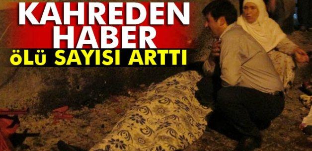 Gaziantep'teki terör saldırısında ölü sayısı 53'e çıktı