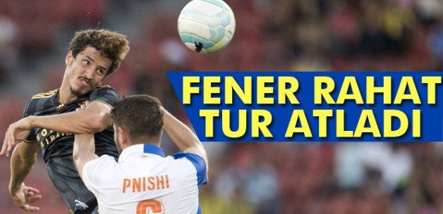 Grasshoppers 0-2 Fenerbahçe (Grasshoppers Fenerbahçe maç özeti)