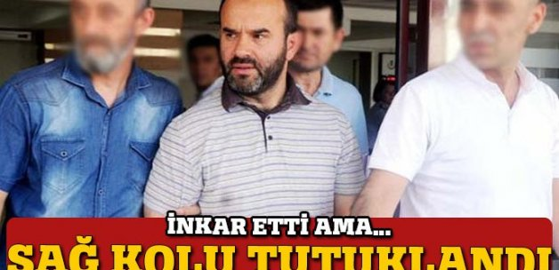 Gülen'in sağ kolu Davut Hancı tutuklandı