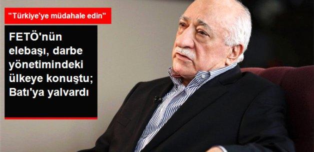 Gülen Mısır Televizyonuna Konuştu: Batı Artık Erdoğan'ı Devirmeli
