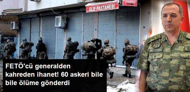 Hain General Askerleri PKK'nın Kucağına Atmış
