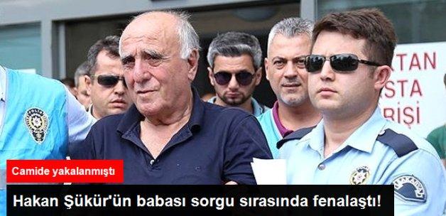 Hakan Şükür'ün Babası Yüksek Şekerden Hastaneye Kaldırıldı