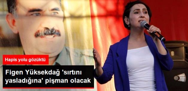 HDP Eş Başkanı Figen Yüksekdağ'ın 15 Yıl Hapsi İsteniyor
