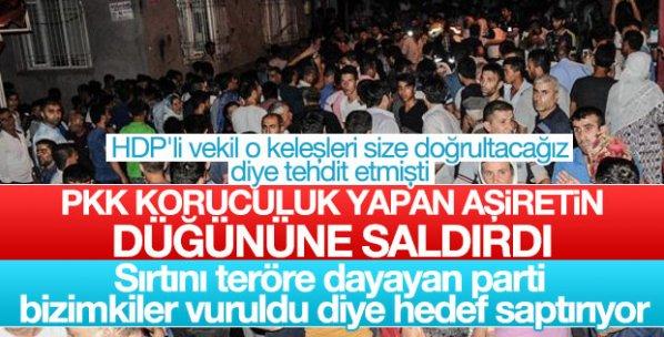 HDP'den açıklama: Üyelerimiz hedef alındı