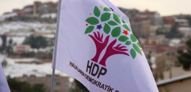 HDP'den tehdit