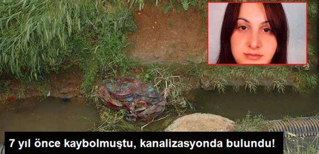 Hopa'da, Kanalizasyonda Kadın Cesedi Bulundu