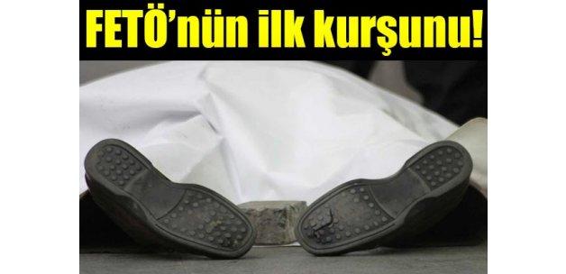 Hrant Dink cinayeti atılan ilk kurşundu