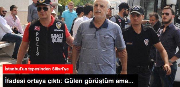 Hüseyin Avni Mutlu: Gülen'le Telefonda Görüştüm