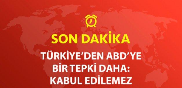 İbrahim Kalın: ABD'nin Türkiye ile YPG'yi Eşitleyen Açıklamaları Kabul Edilemez