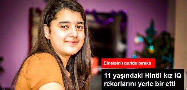 IQ Rekorlarını Alt Üst Eden Kız: Kashmea Wahi