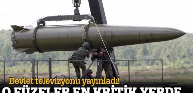 İran, Rus S-300'leri nükleer tesisine konuşlandırdı