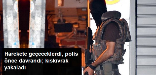 İstanbul'daki Terör Operasyonu: 43 IŞİD'li Gözaltına Alındı