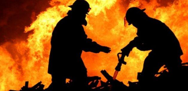 İstanbul Tuzla'da korkutan fabrika yangını