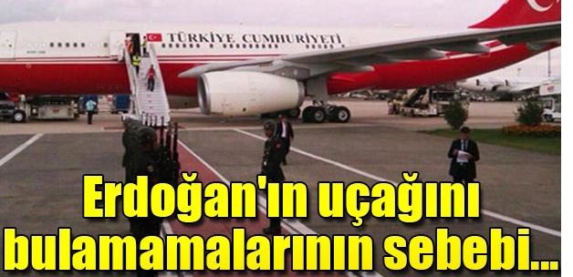 İşte darbecilerin Erdoğan'ın uçağını bulamamalarının sebebi