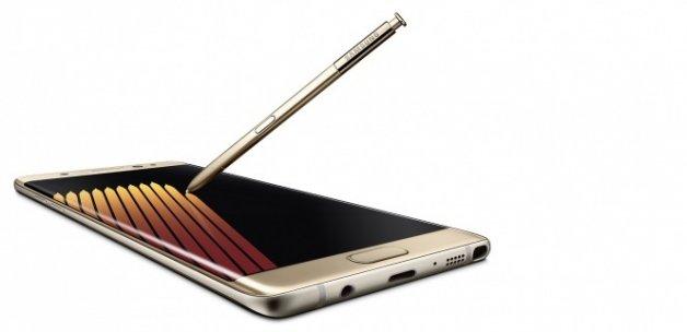 İşte Galaxy Note7 fiyatı ve özellikleri!