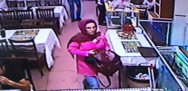 Kadın terörist böyle yakalandı