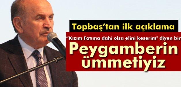 Kadir Topbaş, hakkındaki iddialara yanıt verdi