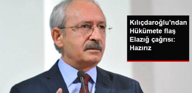 Kemal Kılıçdaroğlu: Mücadele ise Mücadele, Yasa ise Yasa