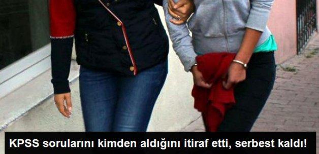 KPSS Sorularını Kimden Aldığını İtiraf Eden FETÖ'cü Kadın Serbest Bırakıldı