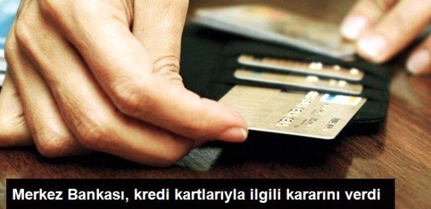 Kredi Kartlarına Uygulanacak En Yüksek Faiz Oranları Değişmedi